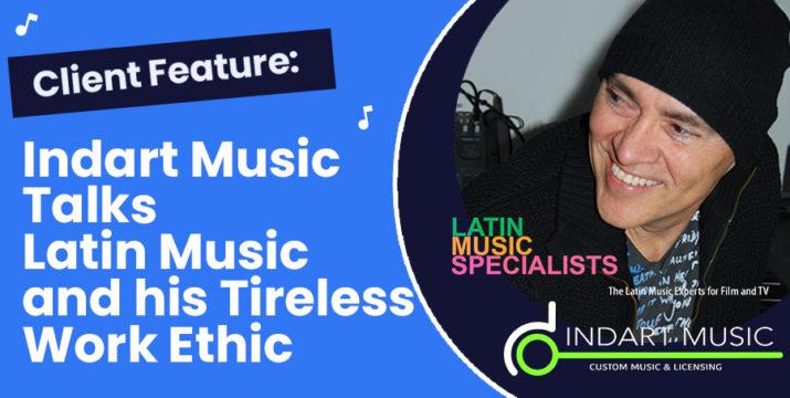 Indart Music Latin