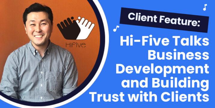 Hi-Five Interview